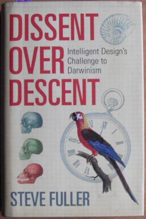 Image for Dissent Over Descent: Intelligent Design's Challenge to Darwinism
