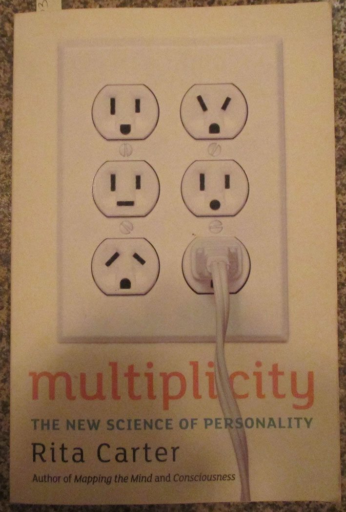Image for Multiplicity: The New Science of Personality