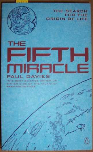 Image for Fifth Miracle, The: The Search for the Origin of Life