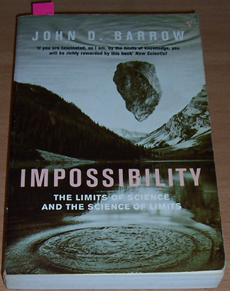 Image for Impossibility: The Limits of Science and the Science of Limits