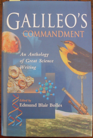 Image for Galileo's Commandment: An Anthology of Great Science Writing