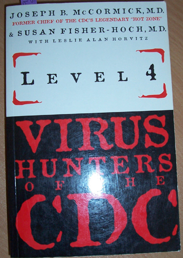 Image for Level 4: Virus Hunters of the CDC