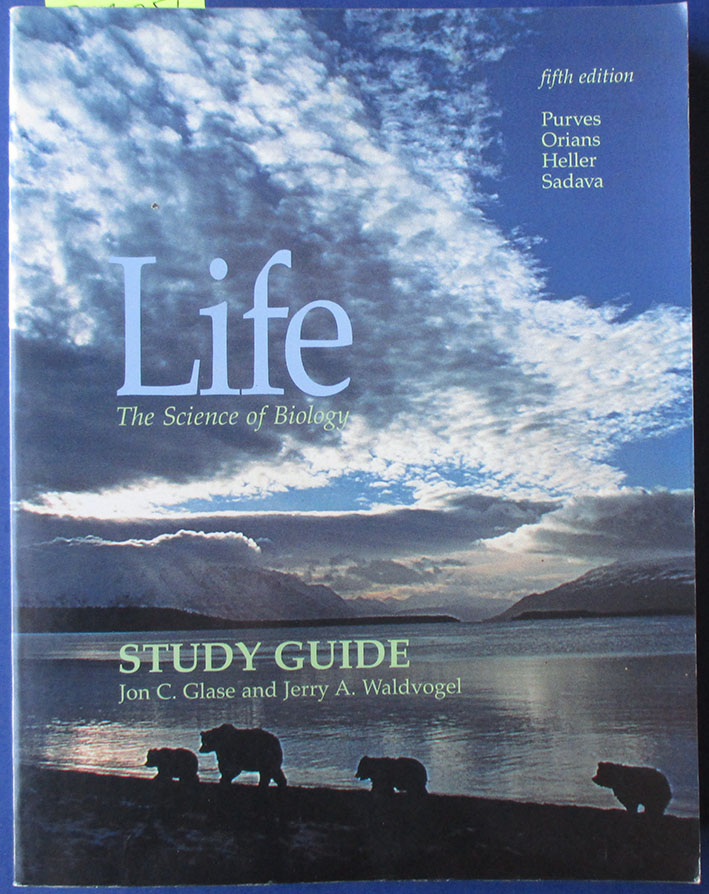 Image for Life: The Science of Biology (Study Guide to Accompany)