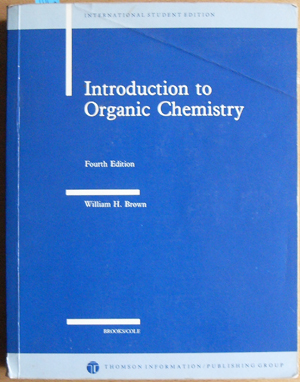 Image for Introduction to Organic Chemistry (International Student Edition)