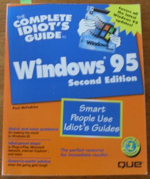 Image for Complete Idiot's Guide to Windows 95, The