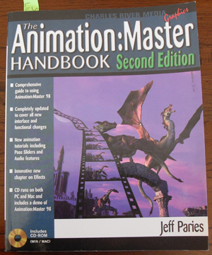Image for Animation, The: Master Handbook