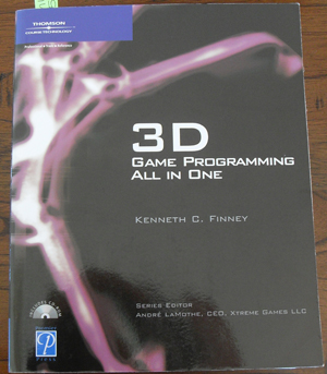 Image for 3D Game Programming All in One