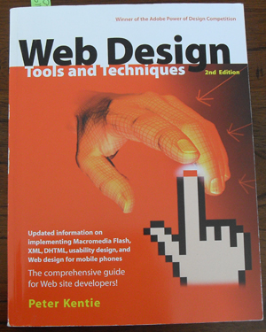 Image for Web Design Tools and Techniques