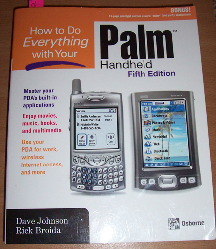 Image for How to Do Everything with Your Palm Handheld