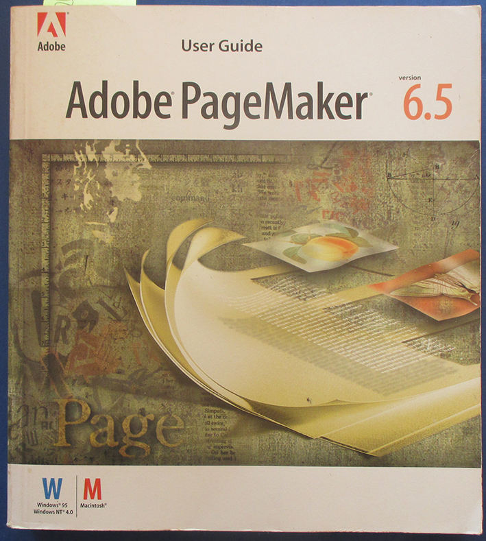 Image for Adobe PageMaker Version 6.5 (User Guide)