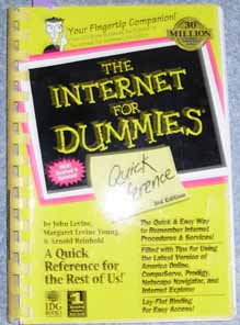Image for Internet for Dummies, The: Quick Reference