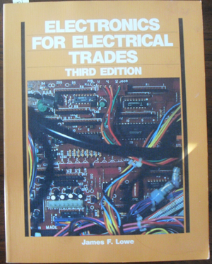 Image for Electronics for Electrical Trades