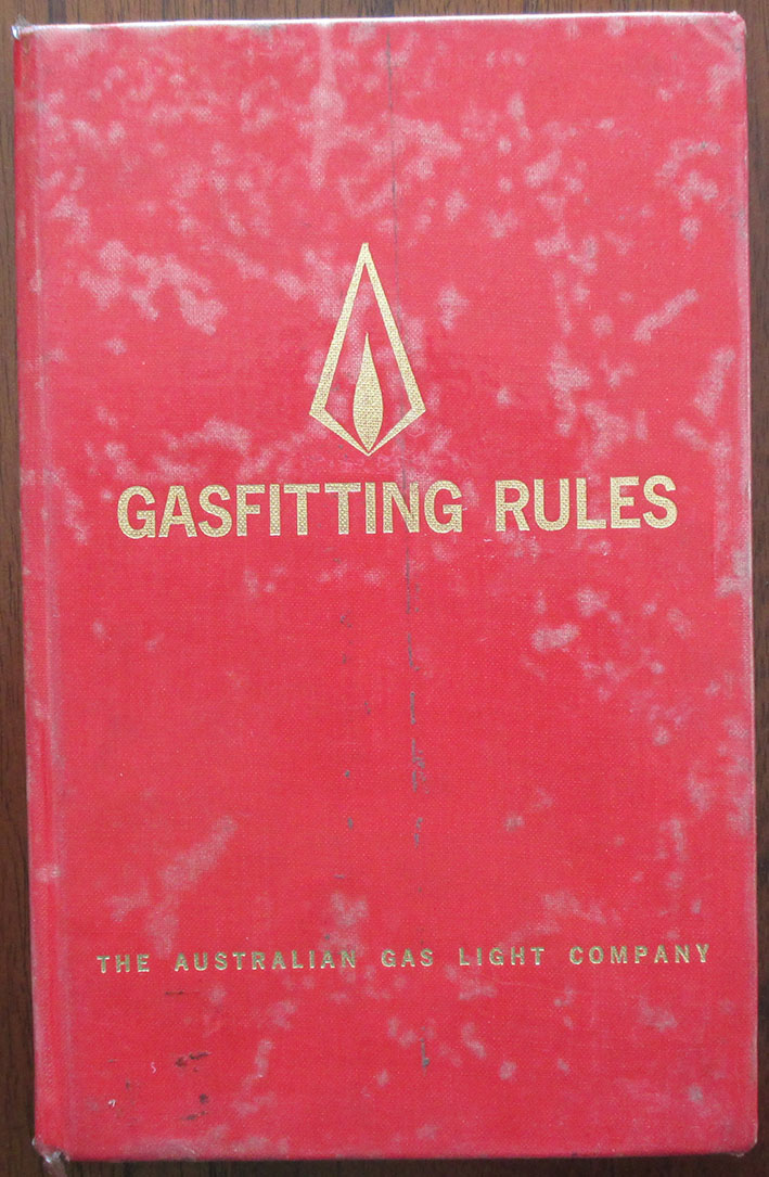 Image for Gasfitting Rules
