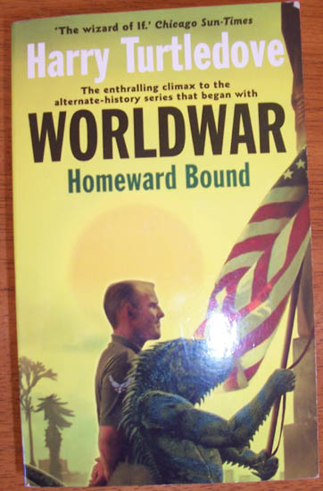 Image for Worldwar: Homeward Bound