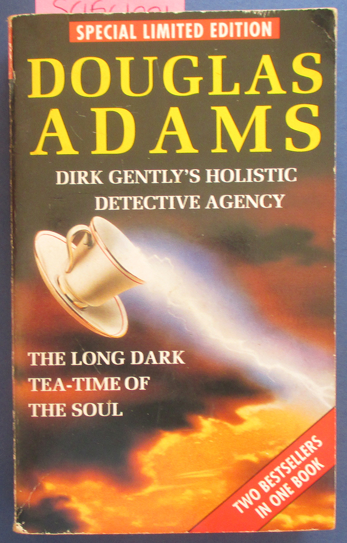 Image for Dirk Gently's Holistic Detective Agency; and Long Dark Tea-Time of the Soul, The