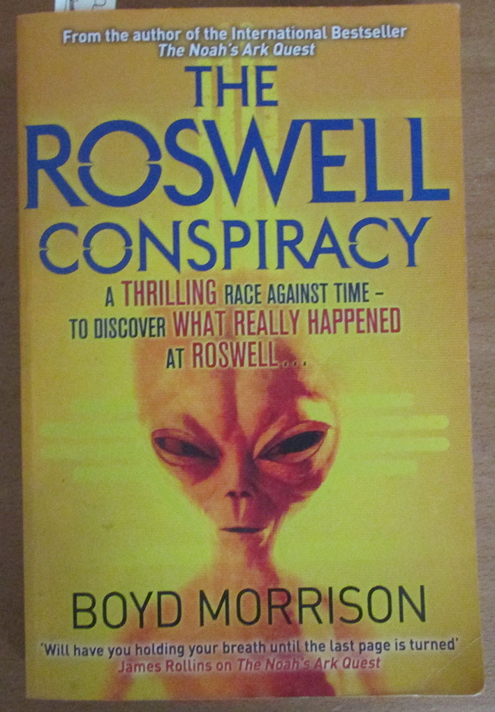 Image for Roswell Conspiracy, The