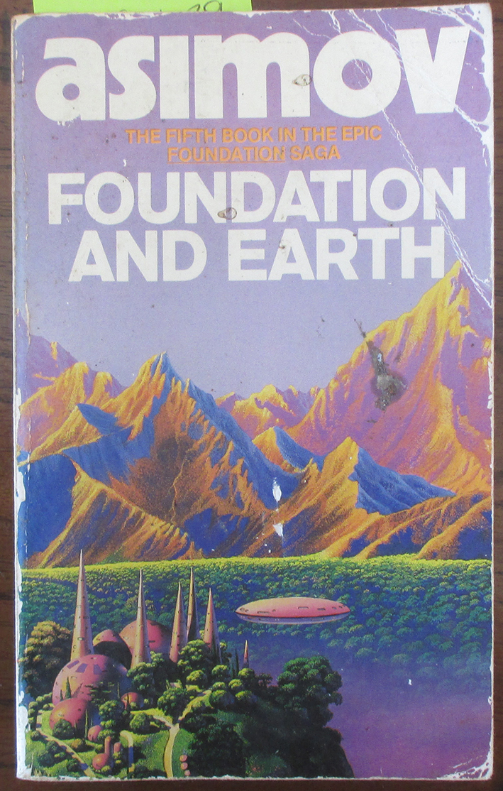 Image for Foundation and Earth: Foundation Saga #4