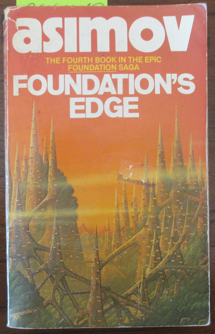Image for Foundation's Edge: Foundation Saga #5