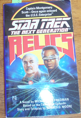Image for Star Trek: The Next Generation; Relics