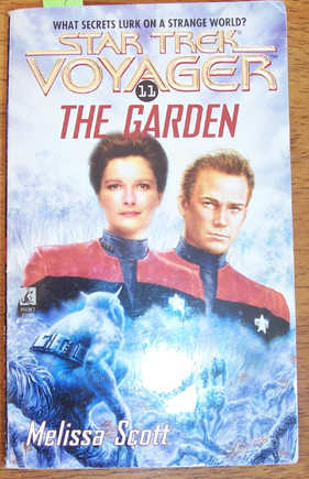 Image for Star Trek: Voyager; The Garden