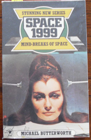 Image for Mind-Breaks of Space: Space 1999