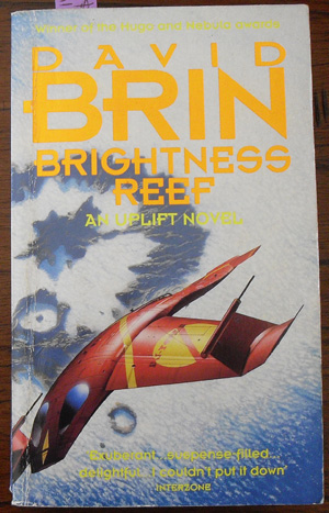 Image for Brightness Reef (Book #1 of the Uplift Trilogy)