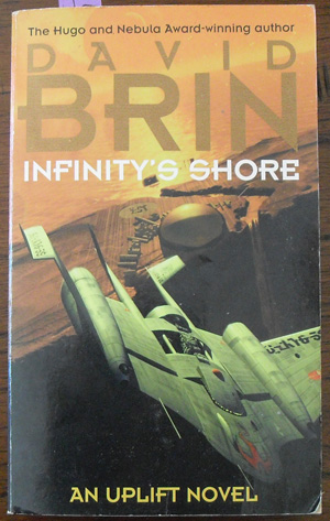 Image for Infinity's Shore (Book #2 of the Uplift Trilogy)