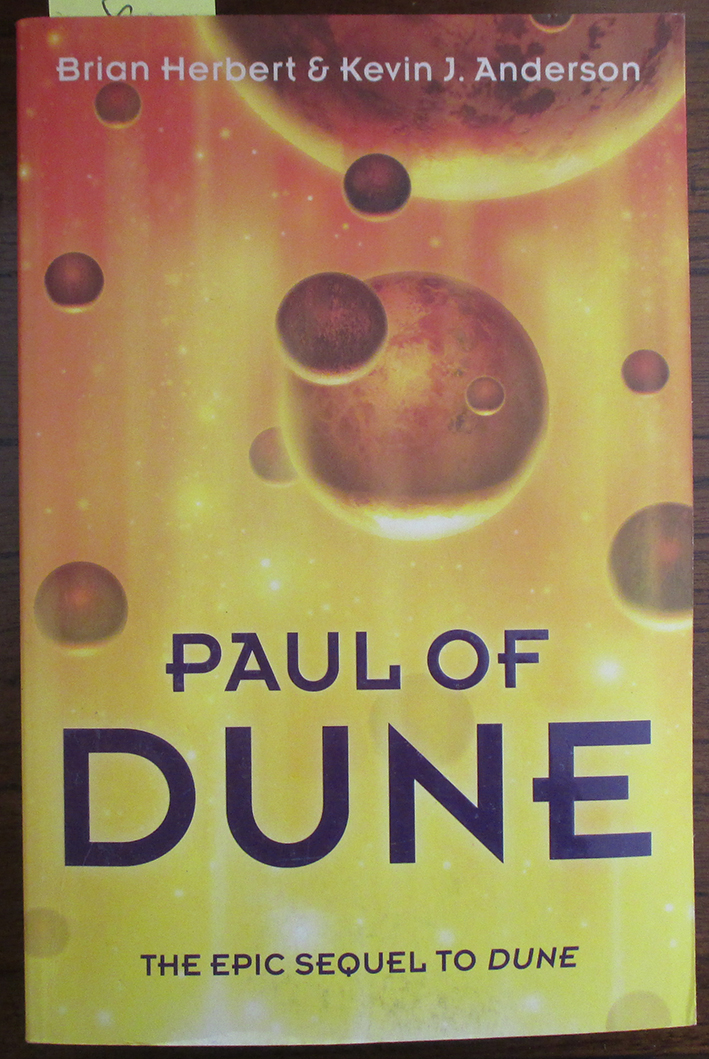 Image for Paul of Dune