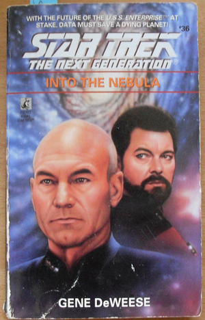 Image for Star Trek: The Next Generation - Into the Nebula