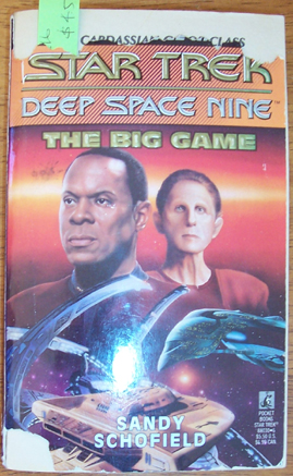 Image for Star Trek: Deep Space Nine; The Big Game
