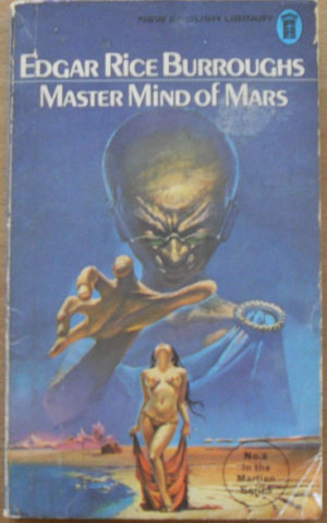 Image for Master Mind of Mars (Book 6 in the Martian Series)