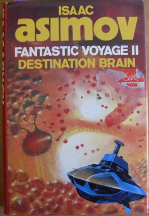 Image for Fantastic Voyage II: Destination Brain