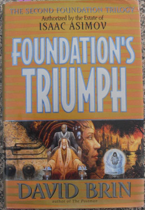 Image for Foundation's Triumph: The Second Foundation Trilogy