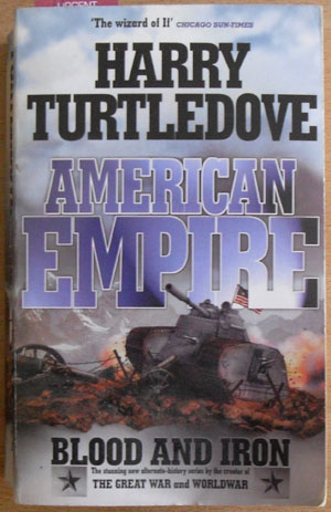 Image for American Empire: Blood and Iron