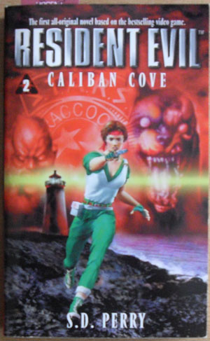 Image for Caliban Cove: Resident Evil (Book #2)