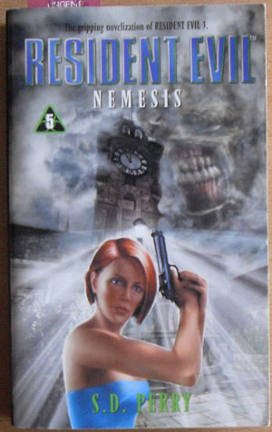 Image for Nemesis: Resident Evil (Book #5)