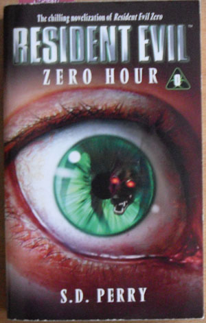 Image for Zero Hour: Resident Evil (Book #0)