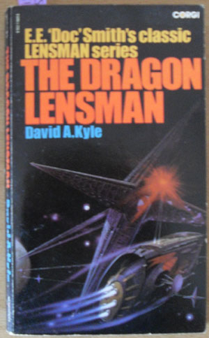 Image for Dragon Lensman, The: New Lensman Series (#1)