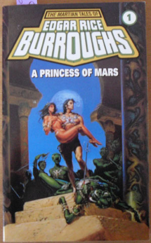 Image for Princess of Mars, A (Book 1 in the Martian Series)