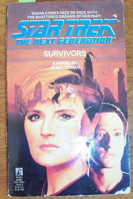 Image for Star Trek: The Next Generation; Survivors