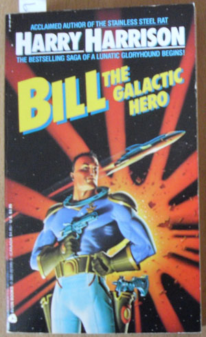 Image for Bill, The Galactic Hero