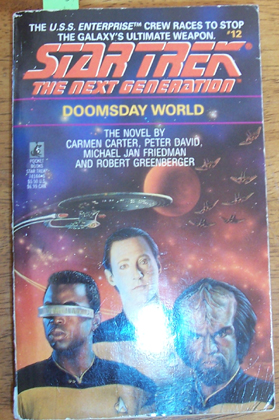 Image for Star Trek: The Next Generation; Doomsday World