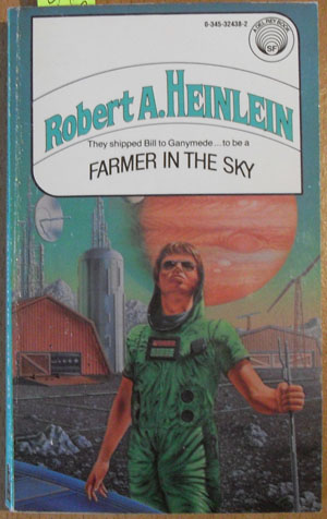 Image for Farmer in the Sky