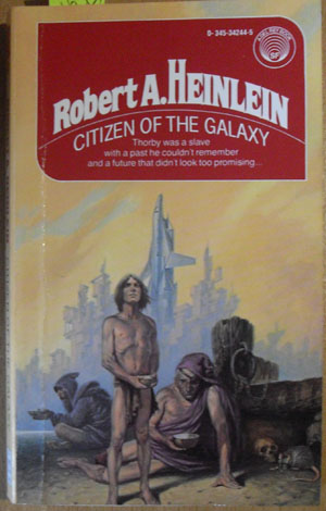 Image for Citizen of the Galaxy