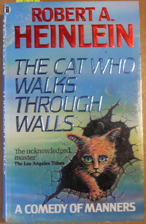 Image for Cat Who Walks Through Walls, The: A Comedy of Manners