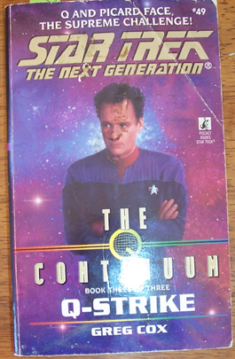 Image for Star Trek: The Next Generation; The Continuum