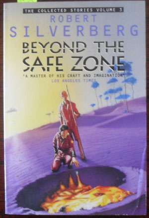 Image for Beyond the Safe Zone: The Collected Stories Volume 3