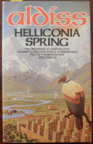 Image for Helliconia Spring: Helliconia Trilogy (Book 1)