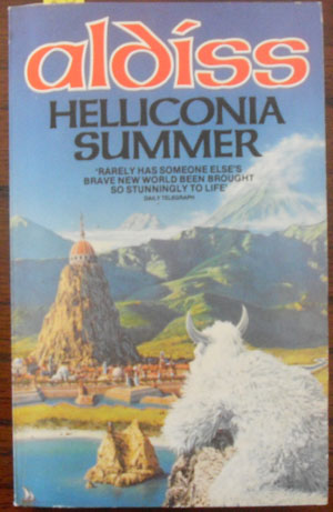 Image for Helliconia Summer: Helliconia Trilogy (Book 2)