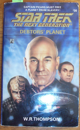 Image for Star Trek: The Next Generation; Debtor's Planet